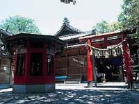千代保稲荷神社・写真