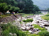 中川原キャンプ場