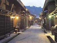 飛騨高山の古い町並・写真