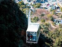 ぎふ金華山ロープウェー・写真