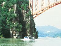 恵那峡遊覧船・写真