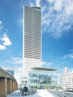 岐阜シティ・タワー43・写真