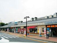 養老サービスエリア(上り)・写真