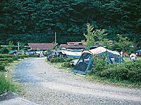 南アルプス井川オートキャンプ場