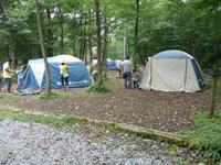 裾野市十里木キャンプ場