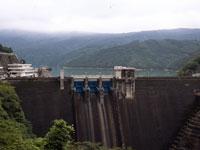 井川ダム・写真
