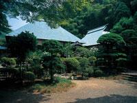 吐月峰柴屋寺・写真
