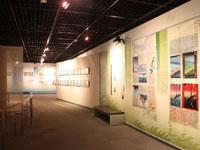静岡市東海道広重美術館・写真