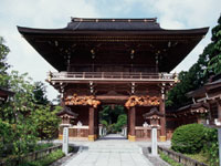 秋葉山本宮秋葉神社・写真