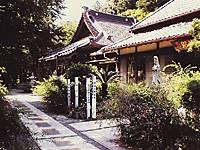 蓮華寺(萩の寺)・写真