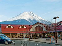 道の駅 朝霧高原・写真