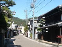 岡部宿・写真