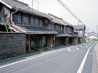 白須賀宿・写真