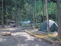 熊平水辺の里オートキャンプ場・写真