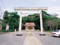 三熊野神社・写真