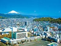県庁別館21階富士山展望ロビー・写真