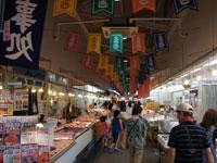 清水魚市場 河岸の市・写真