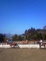 乗馬クラブ ニューシーズン御殿場・写真