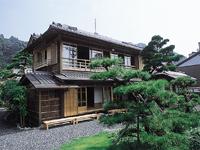 興津坐漁荘・写真