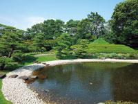 紅葉山庭園・写真