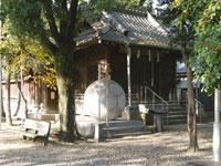 魚町稲荷神社・写真