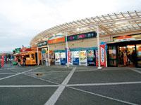 浜名湖サービスエリア(下り)・写真