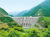 長島ダム・写真