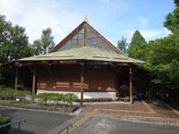 森の科学館 ドングリホール・写真