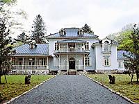 とちぎ明治の森記念館 旧青木家那須別邸・写真