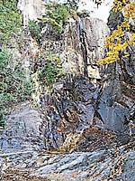 入日の滝・写真
