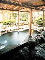 青島温泉・写真