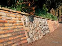 窯垣の小径・写真