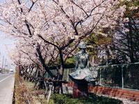 アート・エリア・ロード・写真