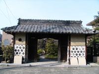 廣間家の門・写真