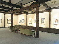 白馬美術館・写真