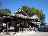 針綱神社・写真