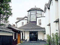 近江八幡市立かわらミュージアム・写真