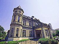 旧福岡県公会堂貴賓館・写真