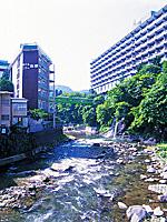 塩原温泉郷・写真