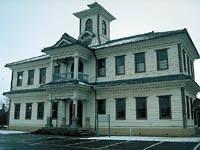 旧伊達郡役所・写真