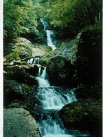 三段の滝・写真