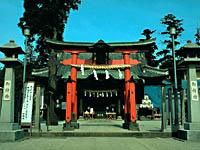箭弓稲荷神社・写真