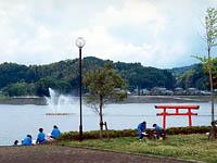 高滝湖・写真