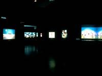 昇仙峡影絵の森美術館・写真