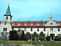 カトリック神言修道院・写真