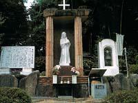 聖母マリア像・写真