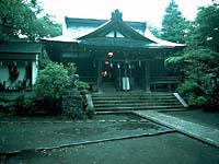 神場山神社・写真