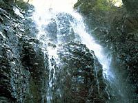 松葉の滝・写真