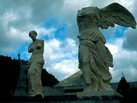 ルーブル彫刻美術館・写真