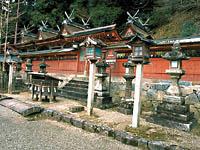 宇太水分神社・写真